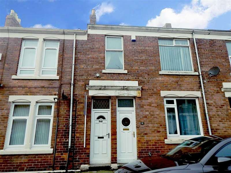 2 Bedrooms Apartment Flat for sale in Willow Grove, Wallsend, Tyne And Wear, NE28