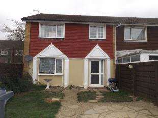 3 Bedrooms Semi Detached House for sale in Badlesmere Close, Ashford, Kent