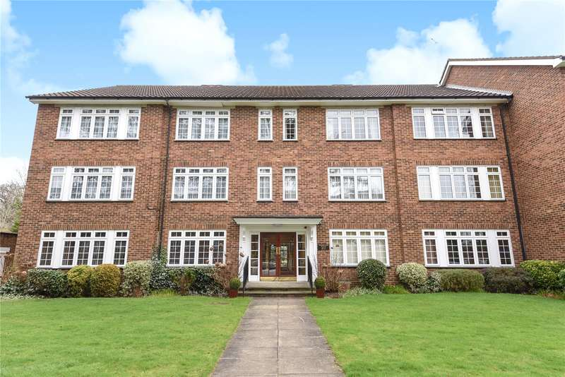 2 Bedrooms Apartment Flat for sale in Myrtleside Close, Northwood, Middlesex, HA6