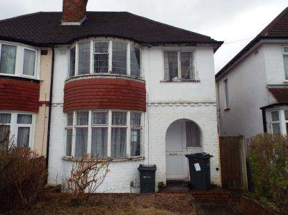 3 Bedrooms Semi Detached House for sale in Foden Road, Birmingham, West Midlands