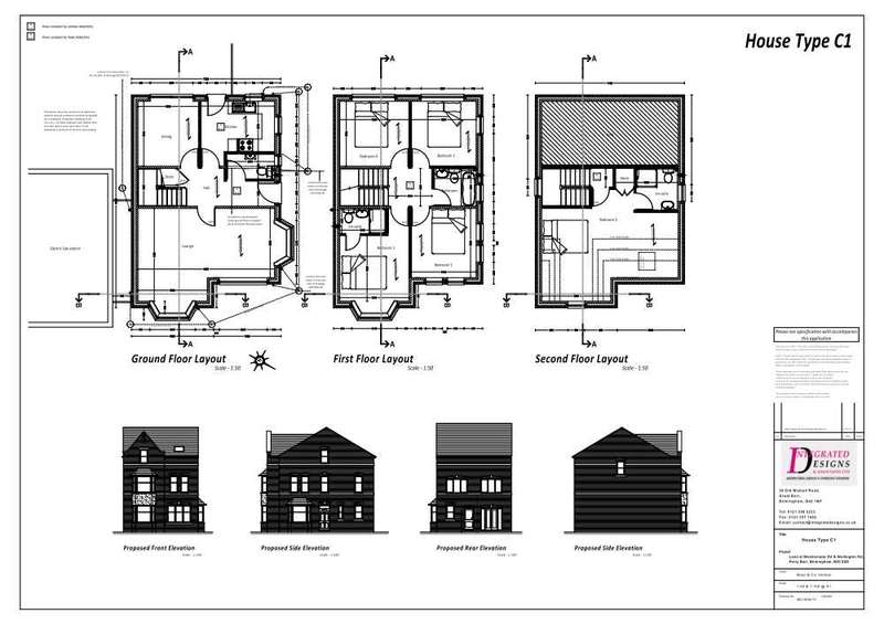 6 Bedrooms Semi Detached House for sale in PLOT 7, 235 Westminster Road, BIRMINGHAM