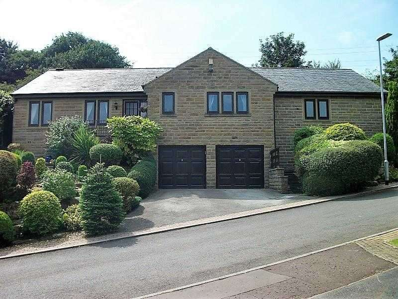5 Bedrooms Detached House for sale in Shibden Hall Croft, Shibden, Halifax