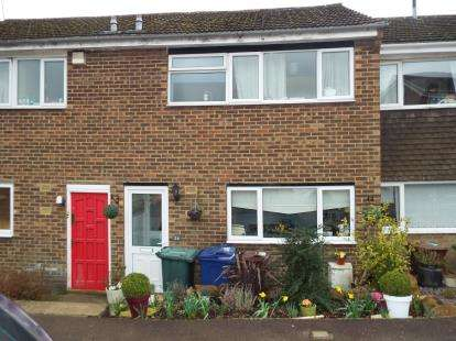 2 Bedrooms Terraced House for sale in Winters Way, Bloxham, Banbury, Oxfordshire