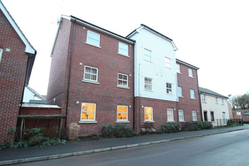 2 Bedrooms Apartment Flat for sale in Sheep Way, Redhouse Park, Milton Keynes