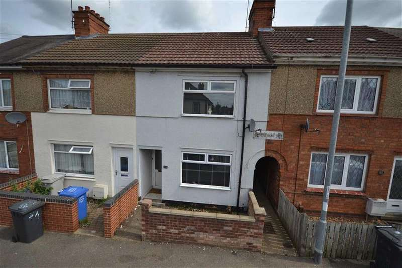 2 Bedrooms Terraced House for sale in Avondale Road, Kettering
