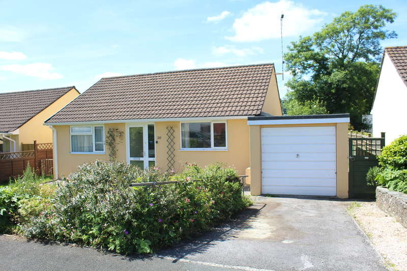 2 Bedrooms Detached Bungalow for sale in Bishops Mead, South Brent, Devon