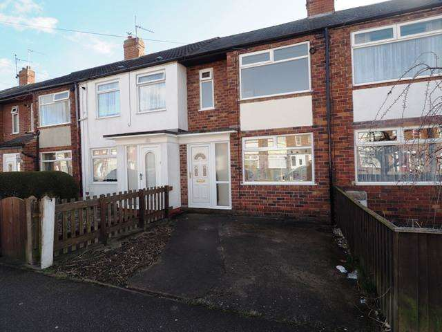 2 Bedrooms Terraced House for sale in Coronation Road South, Hull, HU5 5QN