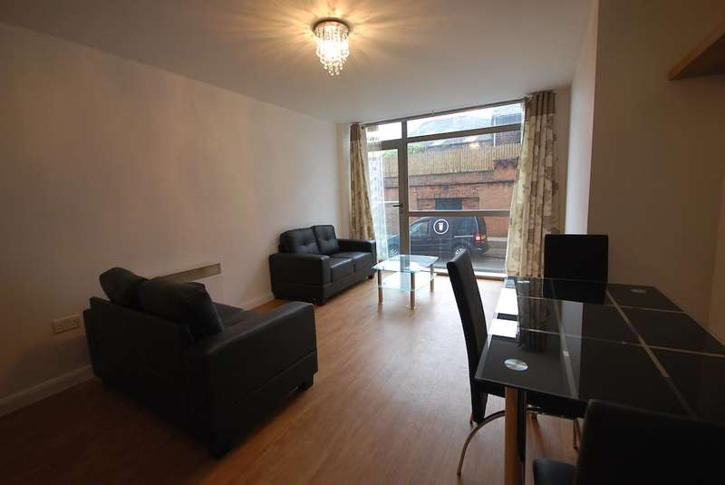 1 Bedroom Flat for sale in Ludgate Hill, Manchester, M4 4BW