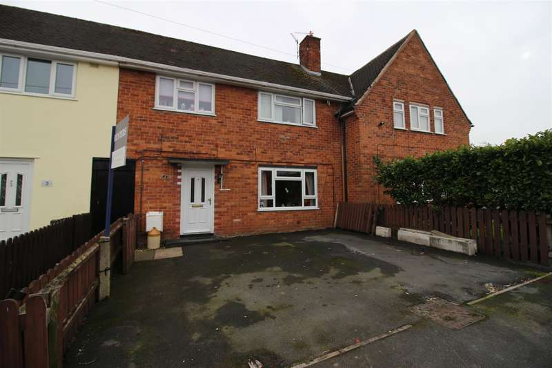 3 Bedrooms Terraced House for sale in Benedict Close, Woodchurch, Wirral, CH49 9DG