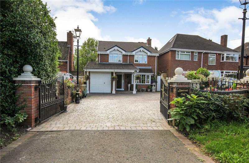 4 Bedrooms Detached House for sale in Kidderminster Road, Wall Heath, West Midlands, DY6