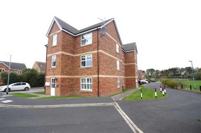 2 Bedrooms Apartment Flat for sale in Easingwood Way, Driffield, East Yorkshire