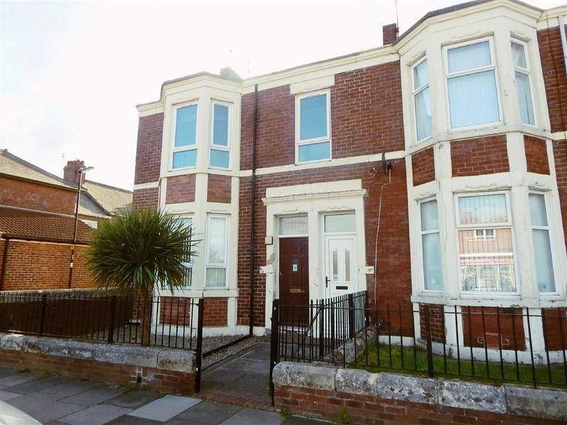 2 Bedrooms Apartment Flat for sale in Sutton Street, Walkergate, Newcastle Upon Tyne, NE6