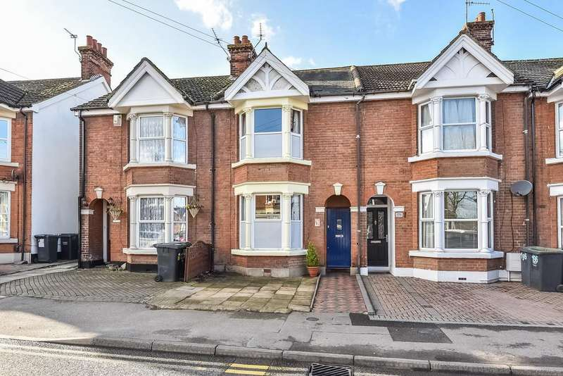 2 Bedrooms Terraced House for sale in Malling Road, Snodland