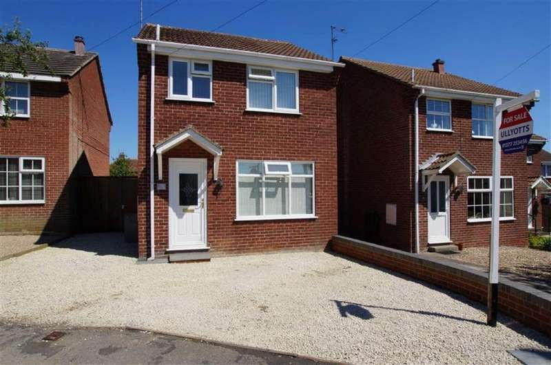 3 Bedrooms Detached House for sale in Thorndale Croft, Wetwang, East Yorkshire