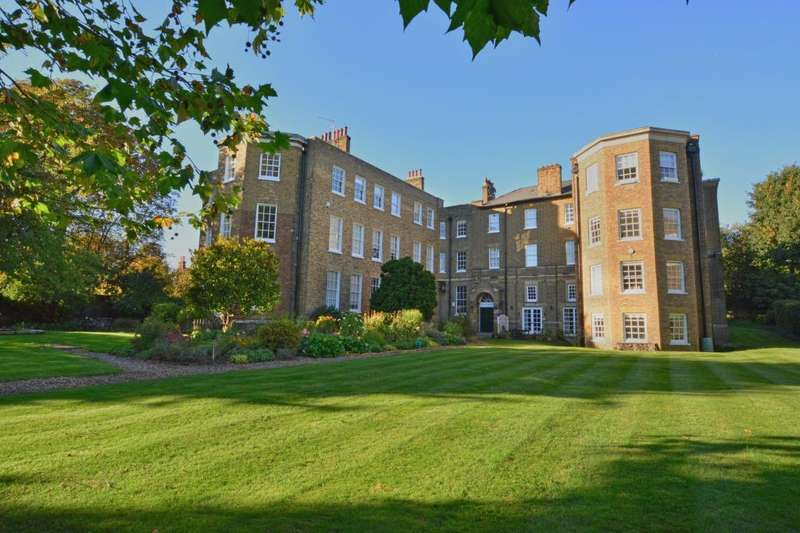 2 Bedrooms Flat for sale in Dartmouth House, Dartmouth Row, Greenwich, London, SE10