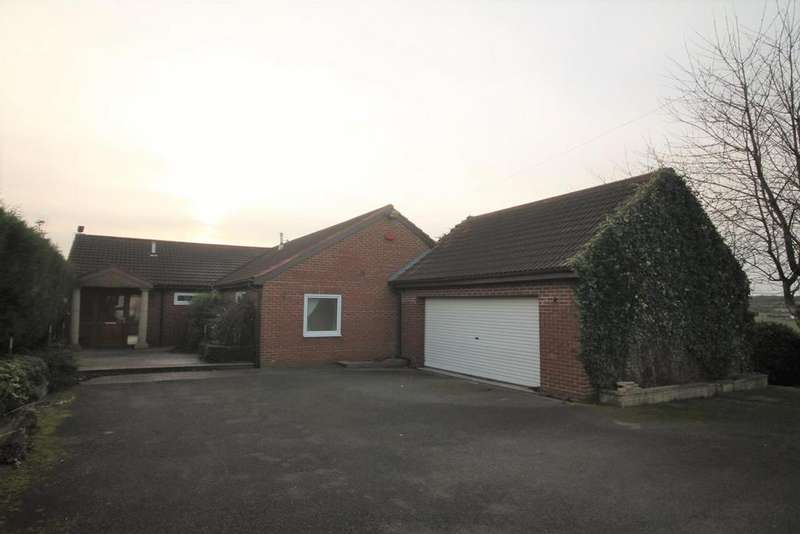 3 Bedrooms Detached Bungalow for sale in Springbank Road, Newfield, Bishop Auckland