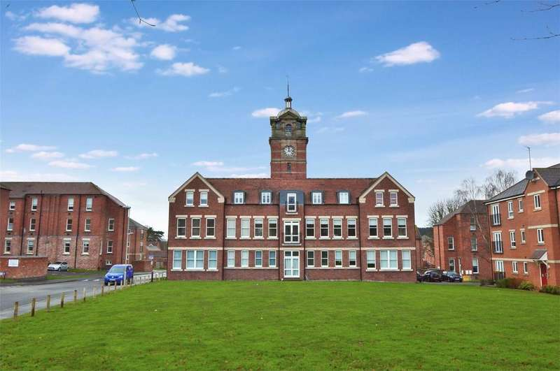 2 Bedrooms Flat for sale in Tower Lodge, Clock Tower View, Wordsley, STOURBRIDGE, West Midlands