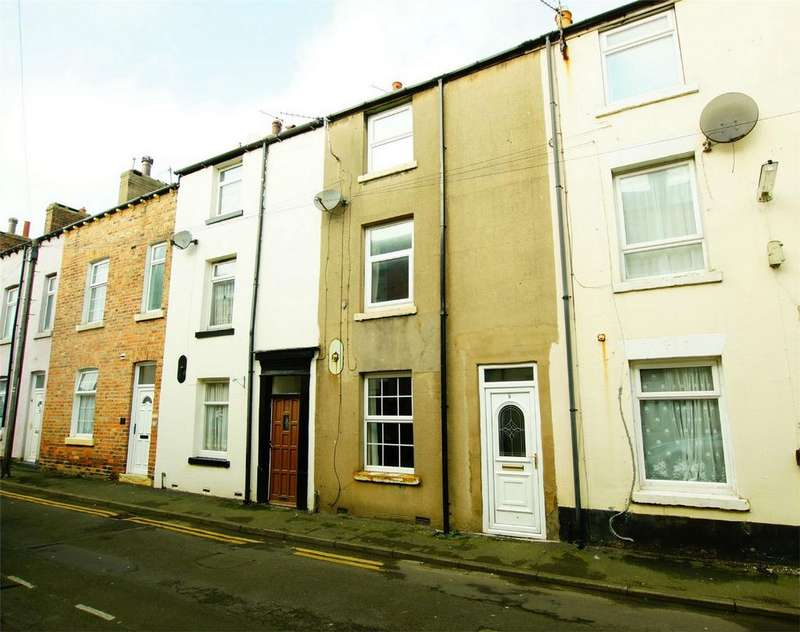 3 Bedrooms Terraced House for sale in Clark Street, Scarborough