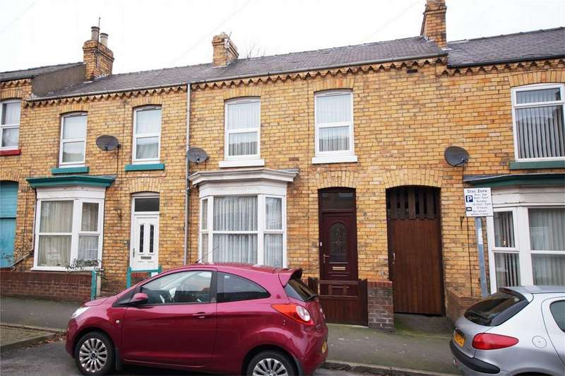3 Bedrooms Terraced House for sale in Wykeham Street, Scarborough