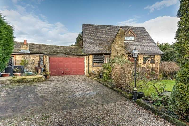 4 Bedrooms Detached House for sale in Hunsworth Lane, Hunsworth, West Yorkshire