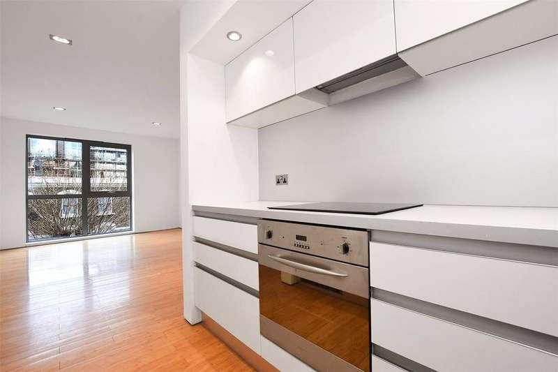 2 Bedrooms Flat for sale in Haggerston Studios, 284 Kingsland Road, London, E8