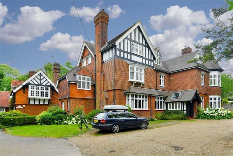 2 Bedrooms Flat for sale in The Firs, Epsom, Surrey