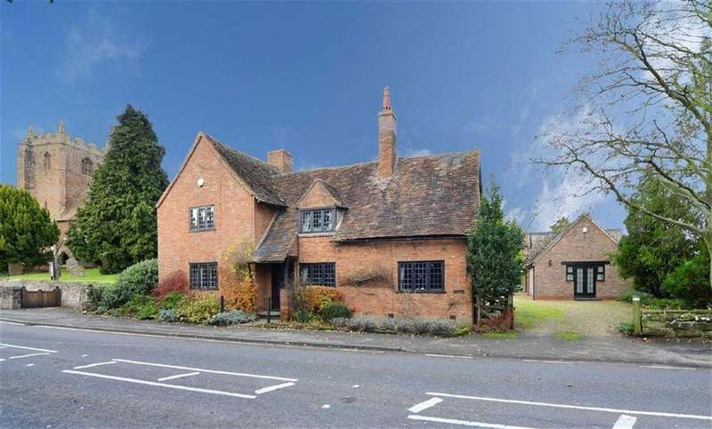 6 Bedrooms Detached House for sale in Rugby Road, Weston Under Wetherley