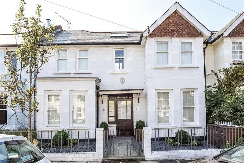 5 Bedrooms House for sale in First Avenue, Mortlake