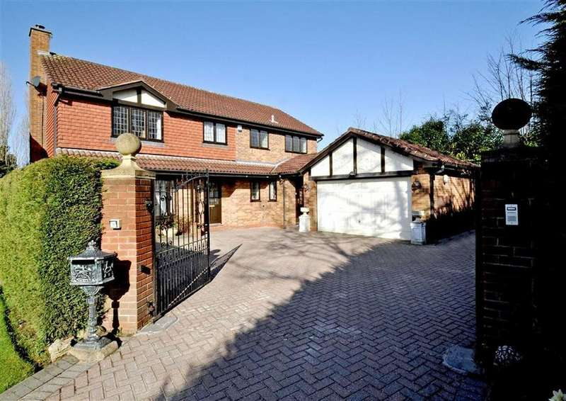4 Bedrooms Detached House for sale in 7, Stockbridge Close, Wightwick, Wolverhampton, West Midlands, WV6
