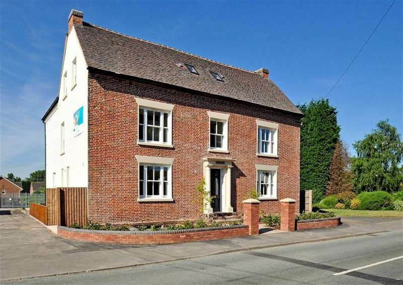 2 Bedrooms Apartment Flat for sale in Apt 1, Croft House, Brewood Road, Wolverhampton, South Staffordshire, WV9