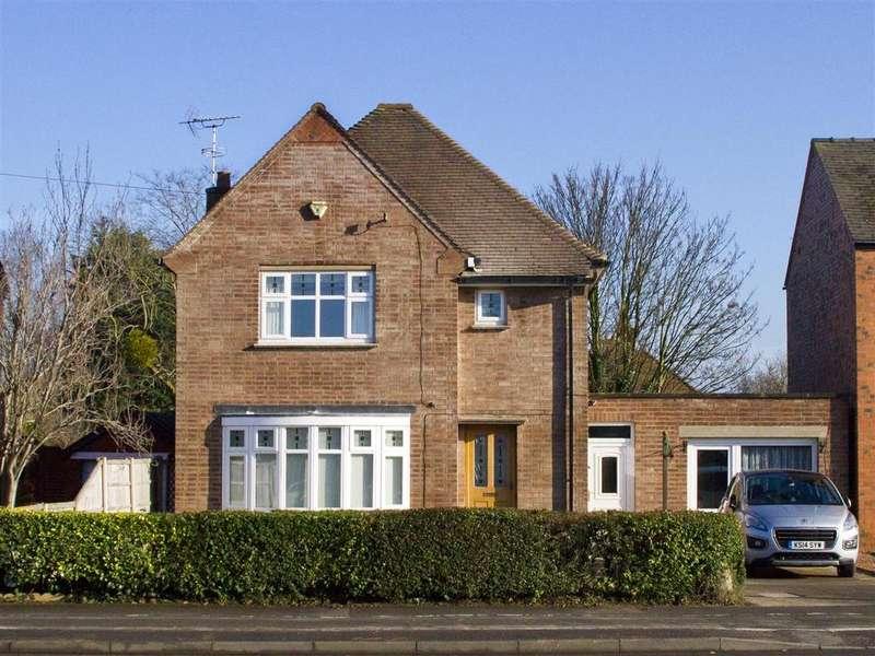 3 Bedrooms Detached House for sale in London Road, New Balderton, Newark