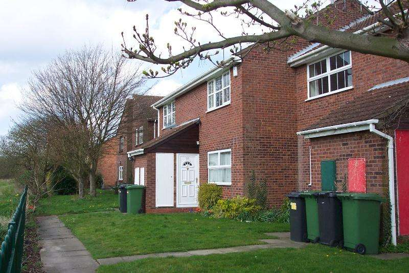 1 Bedroom Flat for sale in Weyhill Close, Pendeford Park, Wolverhampton