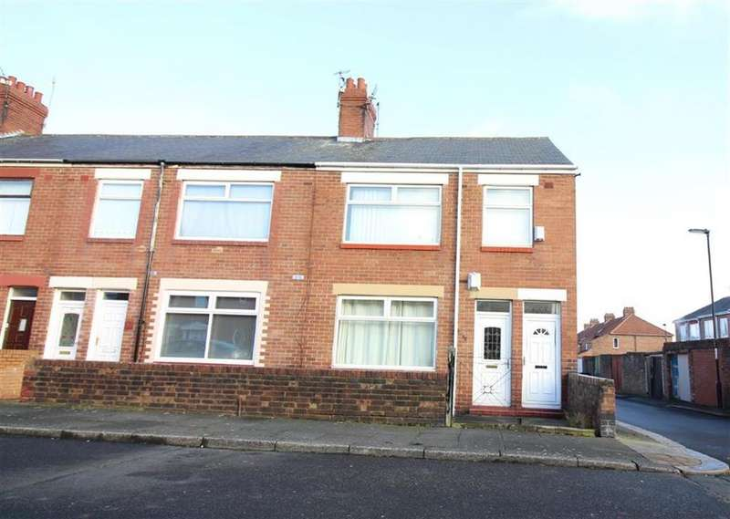 2 Bedrooms Flat for sale in Eastbourne Avenue, Newcastle Upon Tyne, NE6