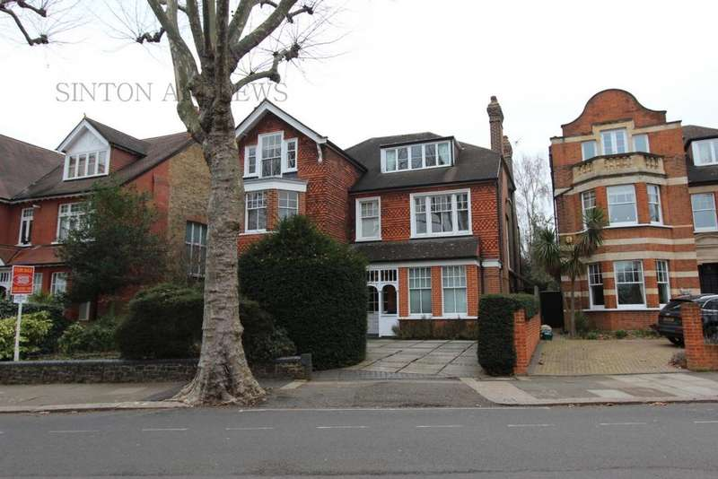 2 Bedrooms Flat for sale in Elm Grove Road, Ealing, W5