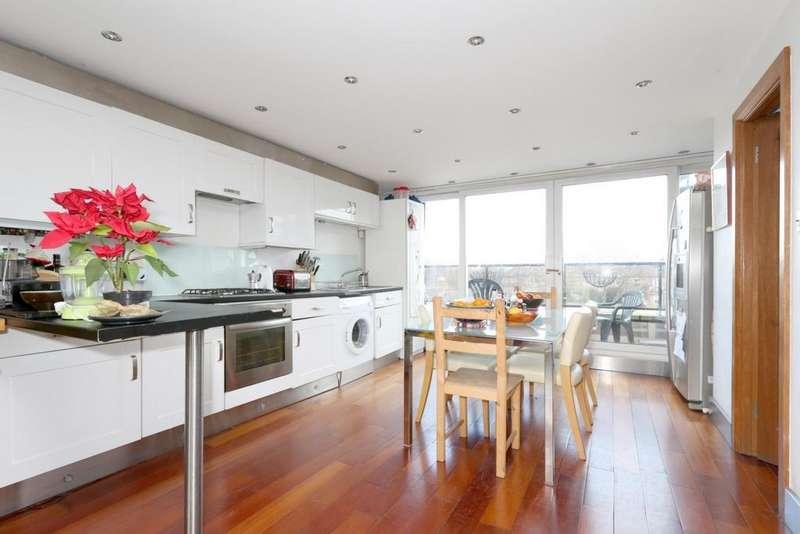 2 Bedrooms Flat for sale in Hornsey Road, Islington, N19
