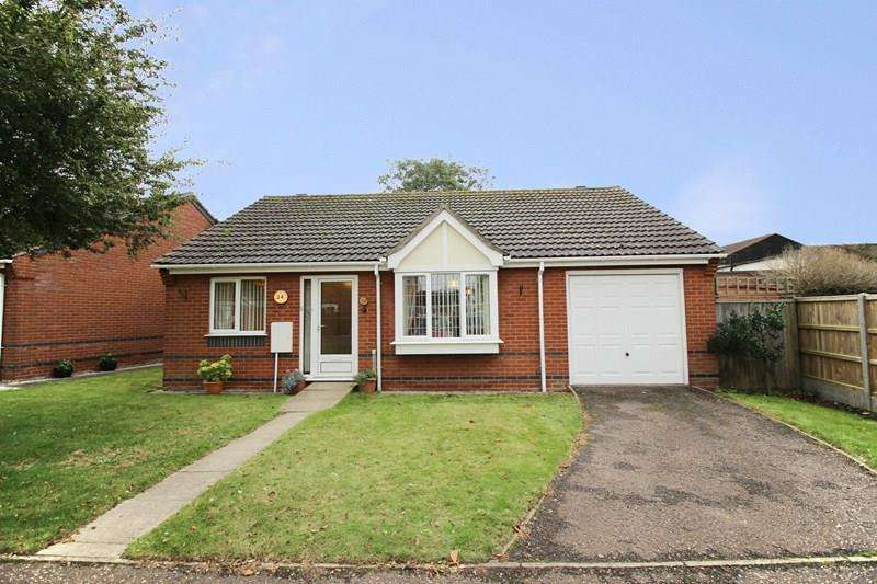 2 Bedrooms Detached Bungalow for sale in Dunkerley Court, Stalham, NORWICH