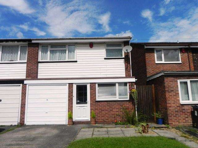 3 Bedrooms Semi Detached House for sale in Hilary Drive,Walmley,Sutton Coldfield