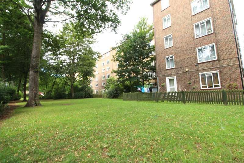 2 Bedrooms Flat for sale in Eric Fletcher Court, Essex Road, N1