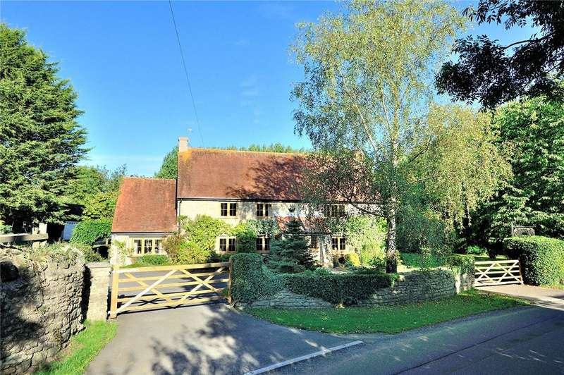 4 Bedrooms Detached House for sale in West Bourton, Gillingham, Dorset
