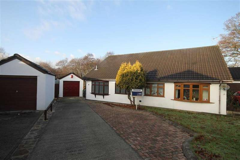 4 Bedrooms Semi Detached Bungalow for sale in Tollgate Close, Caerphilly, CF83
