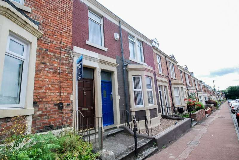 4 Bedrooms Maisonette Flat for sale in Rectory Road, Gateshead