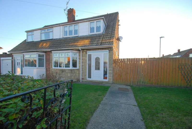 3 Bedrooms Semi Detached House for sale in Norham Avenue North, South Shields