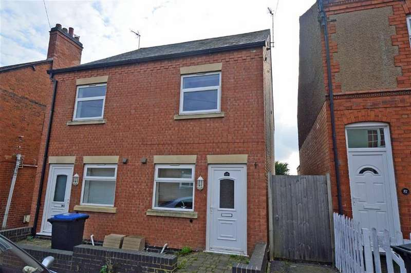 3 Bedrooms Semi Detached House for sale in Stamford Street, Ratby