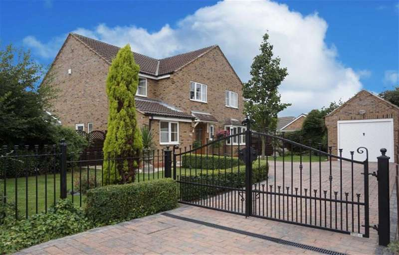 5 Bedrooms Detached House for sale in Linden Close, Gilberdyke, Gilberdyke, HU15