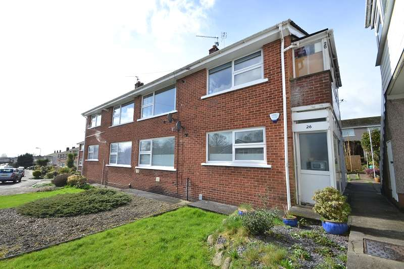 2 Bedrooms Ground Maisonette Flat for sale in Cefn Graig , Rhiwbina, Cardiff. CF14 6SX