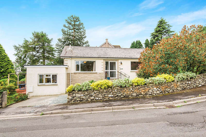 3 Bedrooms Detached Bungalow for sale in Fairview Bank Top Close, Cark In Cartmel, LA11