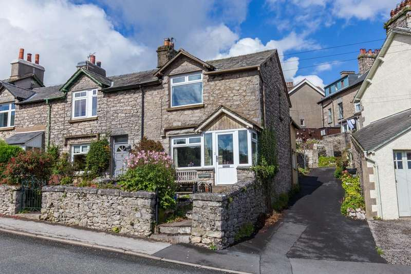 3 Bedrooms End Of Terrace House for sale in 1 Fell Cottages, Grange Fell Road, Grange-Over-Sands, Cumbria, LA11 6AH