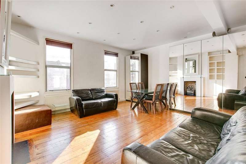 1 Bedroom Flat for sale in Anselm Road, West Brompton, London