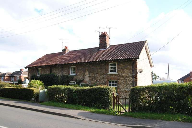 2 Bedrooms End Of Terrace House for sale in Appleby Lane, Broughton, North Lincolnshire