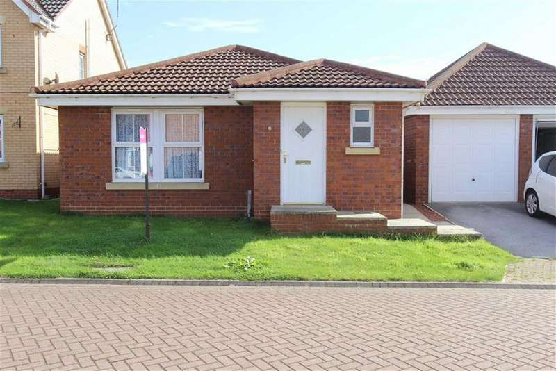 3 Bedrooms Detached Bungalow for sale in Waterdale Close, Bridlington, YO16